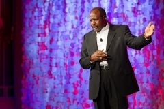 Paul Rusesabagina at Aramark Leadership Summit-Corporate Event Photography