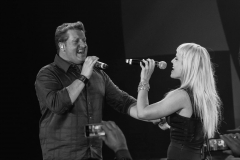 Rascall Flatts and Natasha Bedingfield