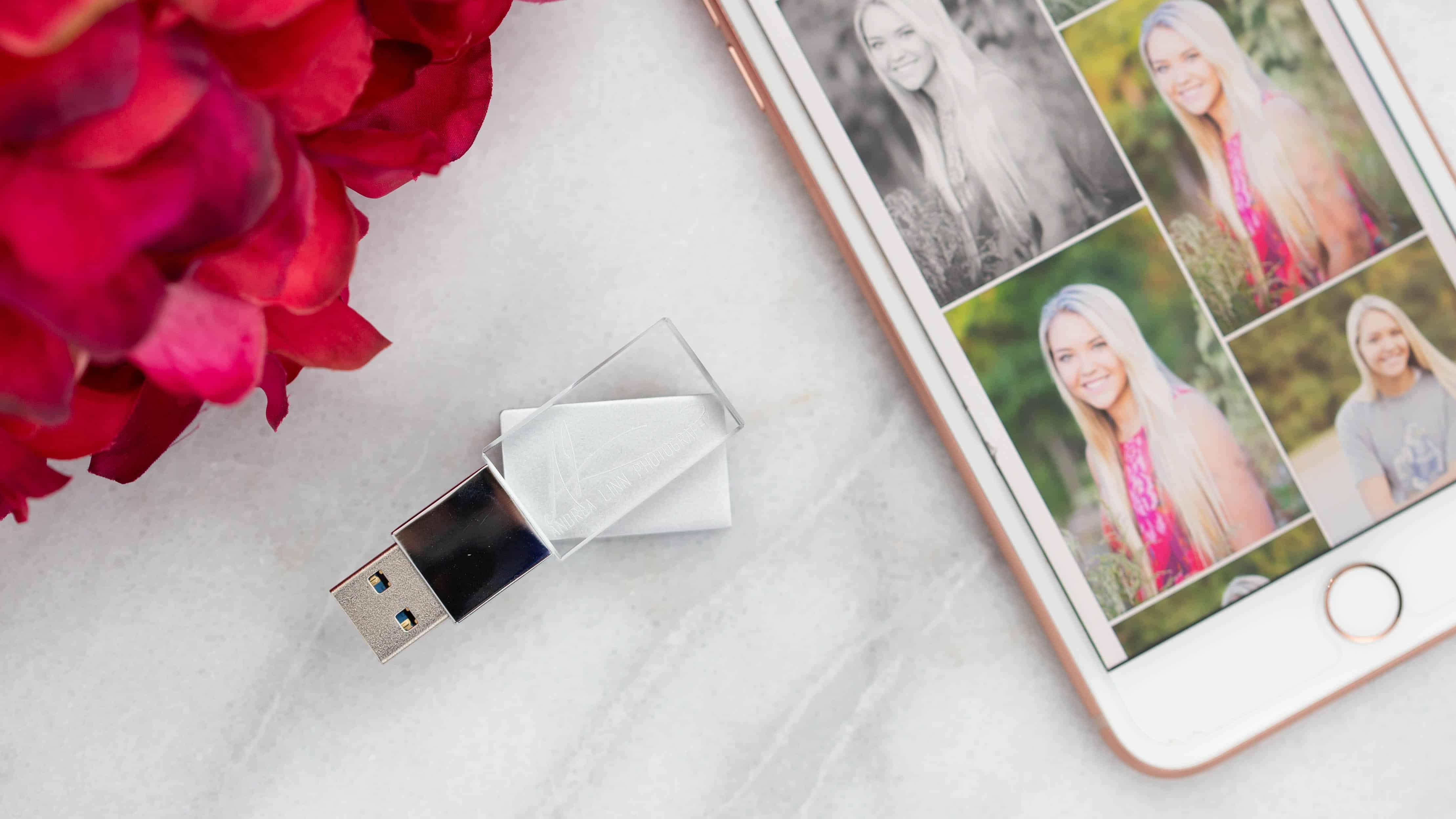 USB drive plus Online Gallery