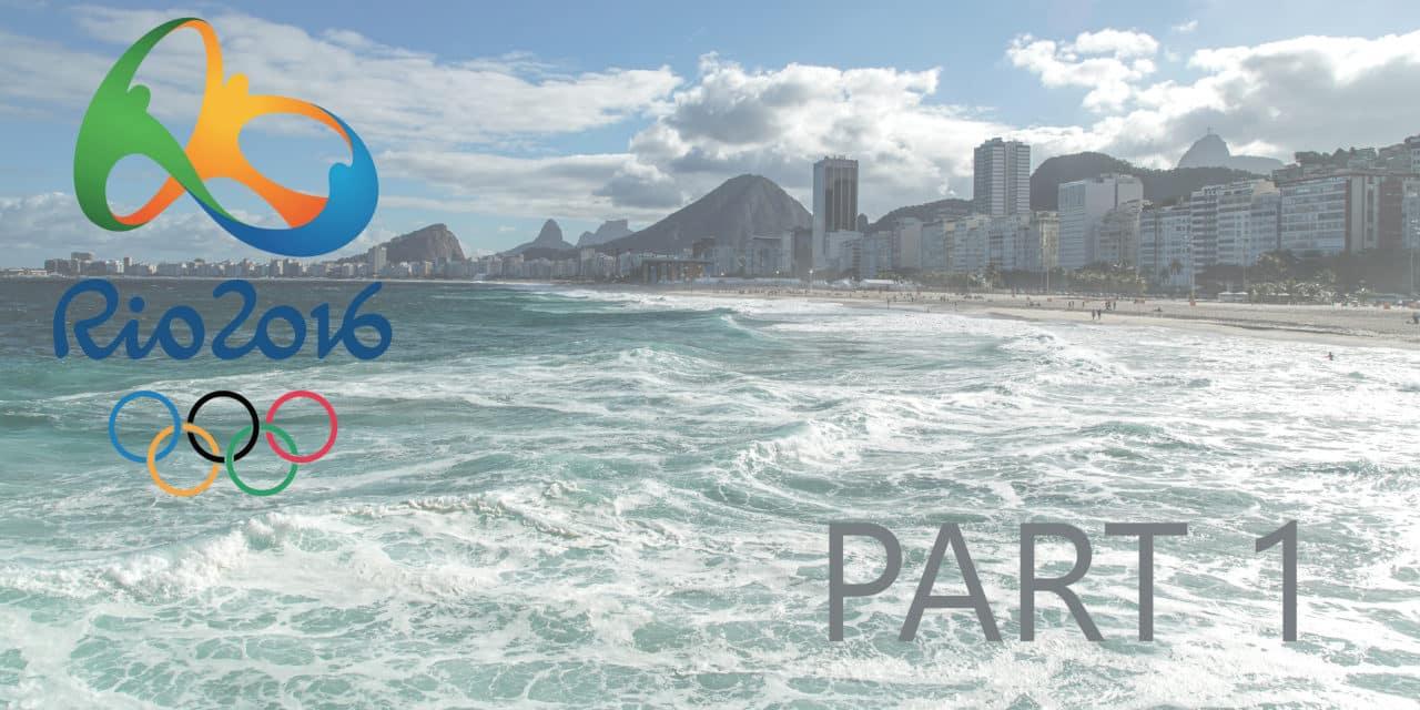 Rio 2016: A Trip of a Lifetime Part 1