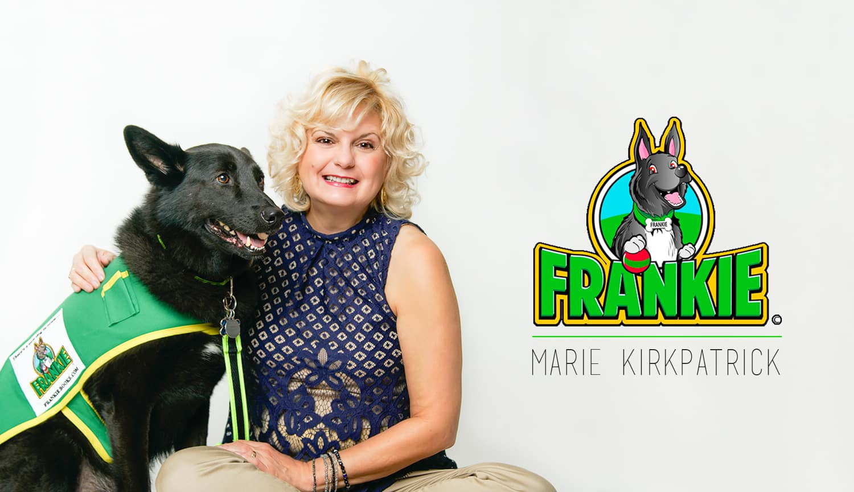 Marie Kirkpatrick: Frankie the Dog