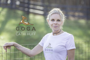 Cathi Huff-Goat Yoga