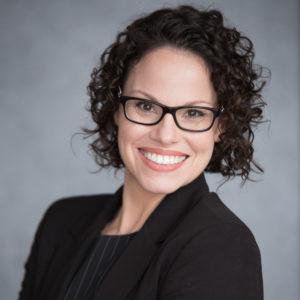 Valerie Moore Professional Headshot