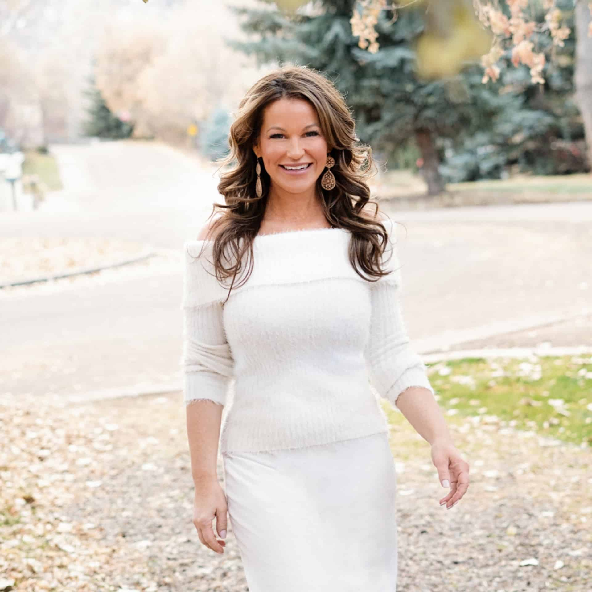 Heidi Hapanowicz Personal Branding shoot in Aspen