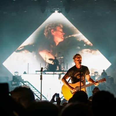 Dierks Bentley concert photography