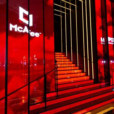 McAfee Corporate Event